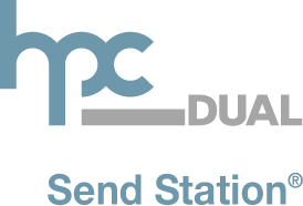 HPC Dual Send Station Logo